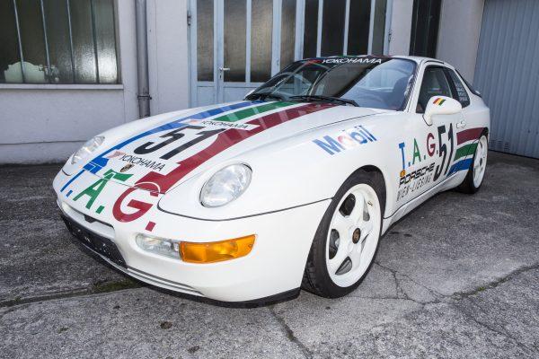 Porsche 968 CS - Club Sport